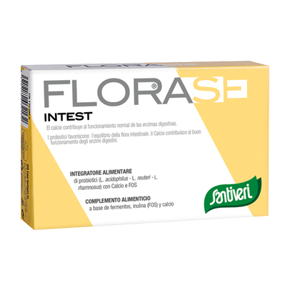 Florase Intest Santiveri Probiotici Intestino
