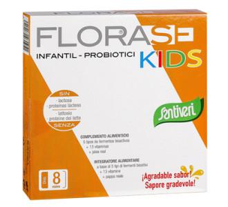 Florase Kids Probiotici Santiveri