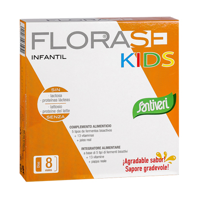 Florase Kids Probiotici per bambini