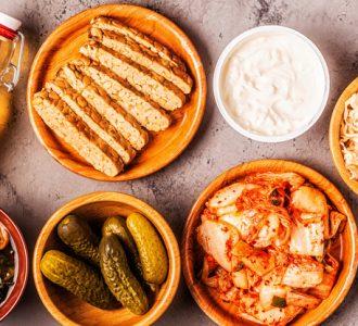 alimenti probiotici che proteggono il tuo apparato digerente